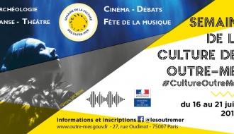 Du 16 au 21 juin semaine de la culture des Outre-mer dans les jardins du ministère des Outre-mer