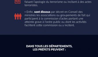 État d'urgence France : défintion de l'état d'urgence - voir en plus grand