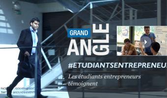 Vignette étudiants entrepreneurs