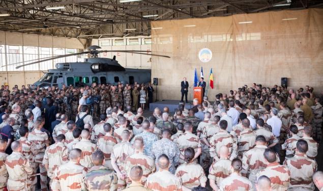 Déplacement au Tchad et au Niger