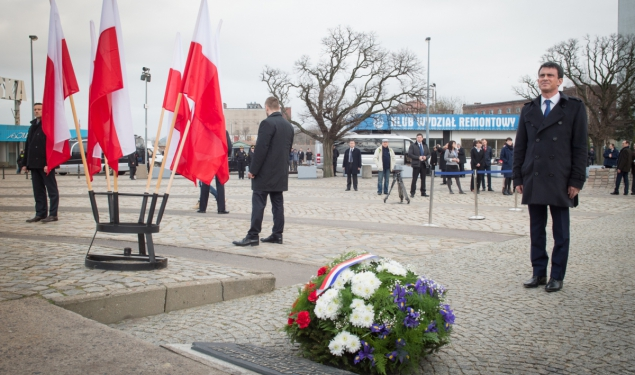 Déplacement en Pologne