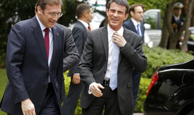 Déplacement au Portugal
