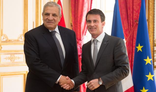 Visite officielle du Premier ministre de la République arabe d'Égypte