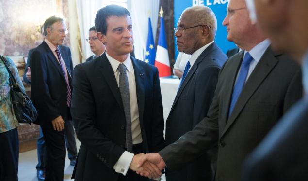 Réunion exceptionnelle du Comité des signataires de l'Accord de Nouméa