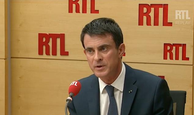 """""""Je suis déterminé à mener les réformes, à faire face au terrorisme, à être à l'écoute des Français"""""""
