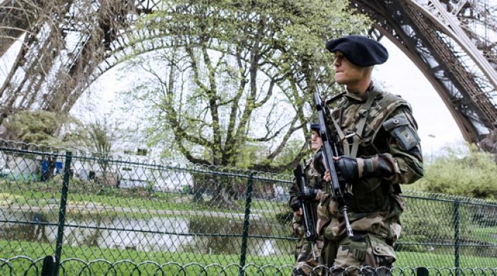 Accédez à l'action: La lutte contre le terrorisme