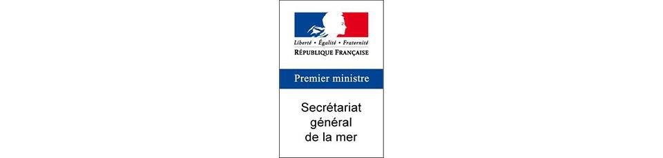 logo Secrétariat général de la mer (SGMer)