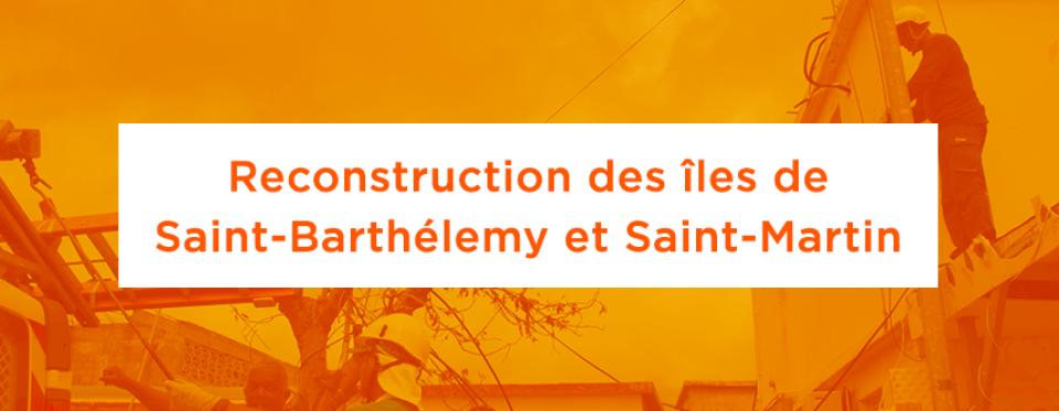 Reconstruction Des Iles De Saint Barthelemy Et Martin