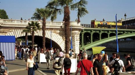 Accéder à la page dédiée à l'action La stratégie pour un tourisme français leader mondial