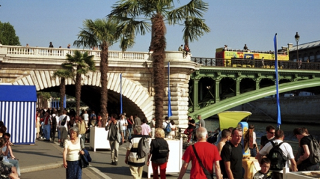 Accéder à la page dédiée à l'action La stratégie pour un tourisme français champion mondial