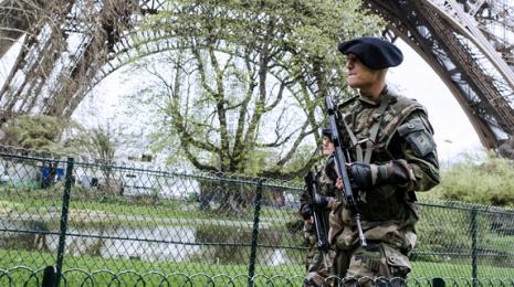 Accéder à la page dédiée à l'action L'action contre le terrorisme