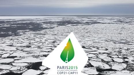 Accéder à la page dédiée à l'action La Conférence de Paris sur le climat