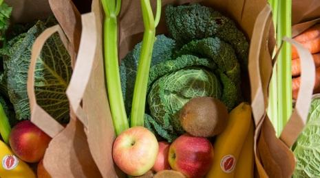 Accéder à la page dédiée à l'action Pour l'équilibre des relations commerciales dans le secteur agricole et une alimentation saine et durable