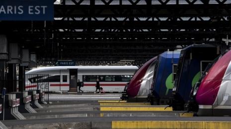 Accéder à la page dédiée à l'action SNCF, pour un nouveau pacte ferroviaire
