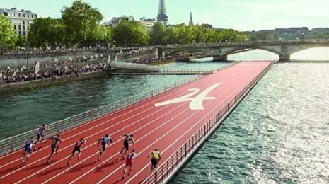 Accéder à la page dédiée à l'action Organisation des Jeux Olympiques et Paralympiques 2024