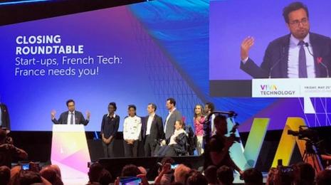 """Accèder à la page French Tech 2022 : """"il faut faire décoller les start-up françaises"""""""