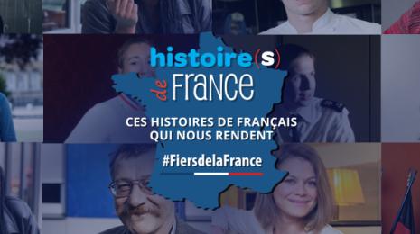 Accèder à la page Histoire(s) de France