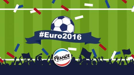 Accèder à la page Euro 2016