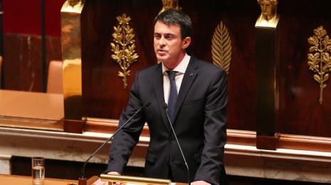 Accèder à la page Brexit et avenir de l'Union européenne : discours de Manuel Valls