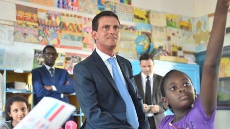 Accèder à la page Tournée de Manuel Valls en Afrique : 1re étape le Sénégal