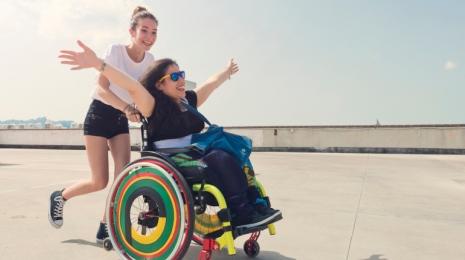 Accèder à la page Handicap : l'AAH revalorisée à 900€