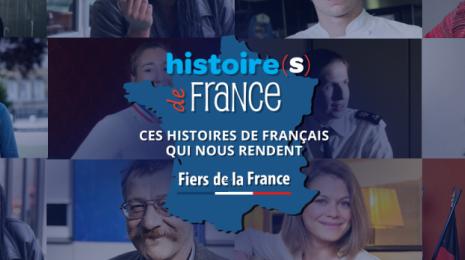 Accèder à la page Portraits de France