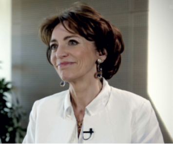 Portrait de Mariso Touraine
