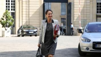 Photo de Ségolène Royale