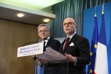 Discours du Premier ministre à Orléans, le 19 janvier 2017, pour la signature de la convention TET avec la région Centre-Val de Loire