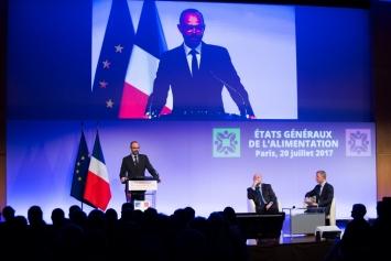 Discours d'Édouard Philippe lors de la Conférence nationale des territoires