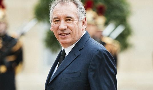 Accédez à la fiche de François Bayrou