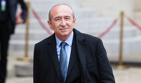 Accédez à la fiche de Gérard Collomb