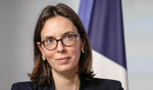 Portrait d'Amélie de Montchalin