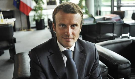 Accéder à la fiche de Emmanuel Macron