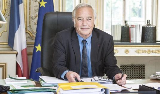 Portrait de François Rebsamen
