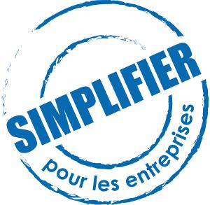Logo Simplifier pour les entreprises