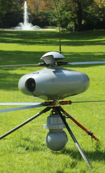 Le drone Infotron