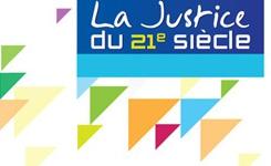 """Logo de """"La Justice du 21e siècle"""""""