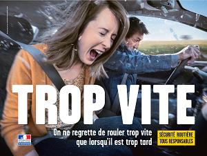 Campagne de la sécurité routière