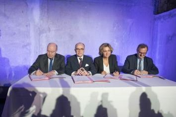 Signature CPER àŽle-de-France
