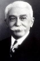 Portrait de Pierre de Coubertin