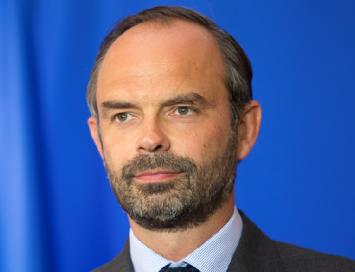 Portrait d'Édouard Philippe