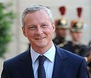 Portrait de Bruno Le Maire