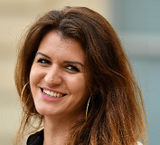 Portrait de Marlène Schiappa