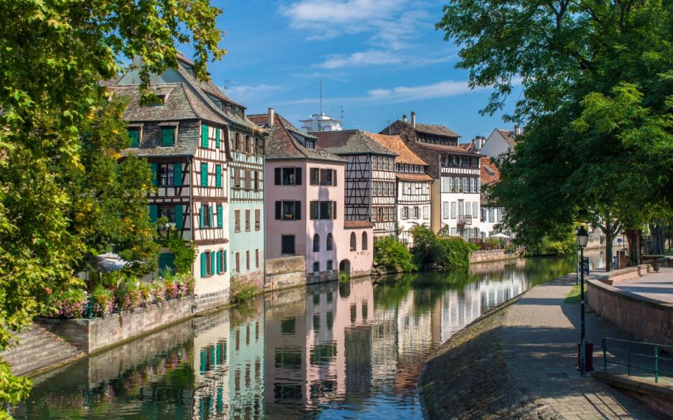 "La ""Petite France"" à Strasbourg"