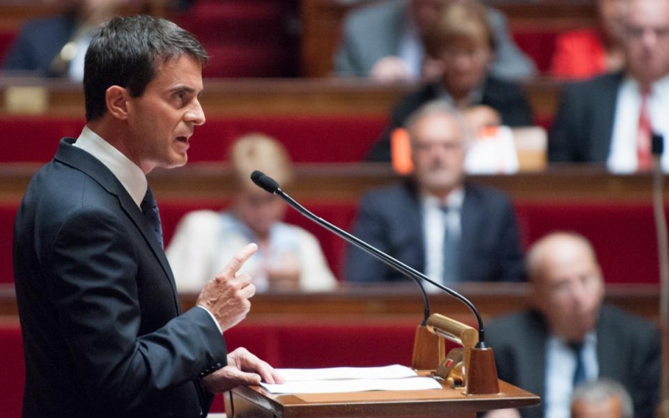 Discours du Premier ministre à l'Assemblée nationale
