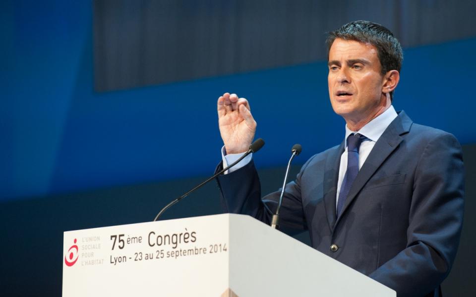 Discours de Manuel Valls au Congrès de l'Union sociale pour l'habitat