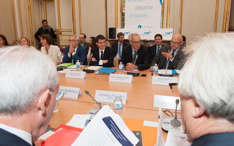 Réunion d'installation du Comité de suivi des aides publiques