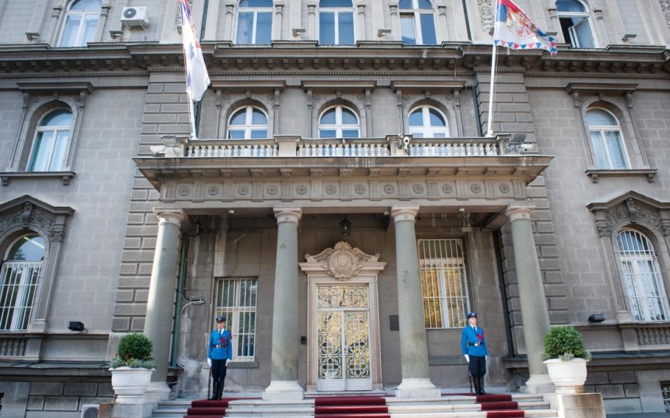 Présidence de la République serbe