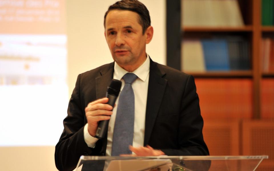 Allocution de Thierry Mandon lors de la remise des Prix DILA de l'accès au droit